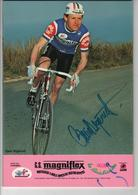 GEIR DIGERUD  SIGNEE MAGNIFLEX 1981 FORMAT 24 X 16.8 CMS - Radsport