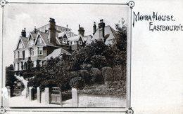 (146)  CP. Moira House Eastbourne   (Bon Etat) - Eastbourne