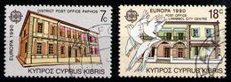 CYPRUS 1990 - Set Used - Chypre (République)