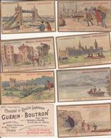 """Images """"Tour Du Monde"""" Chocolat Guérin Boutron - Guérin-Boutron"""