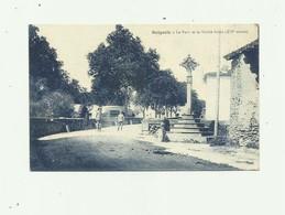 11 - BELPECH - Le Pont Et La Vieille Croix Animé Bon état - France