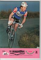BERNT JOHANSSON   MAGNIFLEX 1981 FORMAT 24 X 16.8 CMS - Radsport