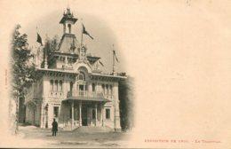 CPA - PARIS -  EXPOSITION 1900 - LE TRANSVAAL (IMPECCABLE) - Exposiciones