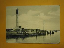 Dunkerque Le Phare Nord 59 Non écrite Environ1914,très Bel état,envoi En Lettre économique 0,95€,possibilité De Regroup - Dunkerque