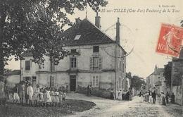 IS-sur-TILLE - Faubourg De La Tour - Is Sur Tille
