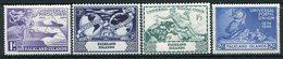 Falkland Islands 1949 75th Anniversary Of UPU Set HM (SG 168-171) - Falklandeilanden
