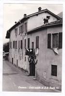Carte Photo 15 X 10  -  Concesio  -  Casa Natale Di S.S.Paolo VI - Brescia