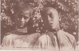 CPA - LE MAROC - Enfants Marocains - Otros