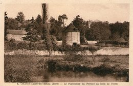 RARE - PAS CHER - EURE - 27 - CHAISE DIEU DU THEIL (BOURTH)  - Abbaye - Pigeonnier - Autres Communes