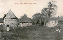 PAS CHER - EURE - 27 - BOIS GEROME - Vieux Chateau - Pigeonnier - Colombier - Très Belle Carte - Autres Communes