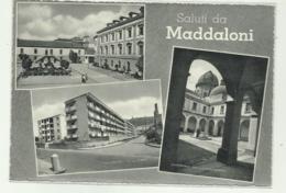 SALUTI DA MADDALONI - VEDUTE VIAGGIATA  FG - Caserta