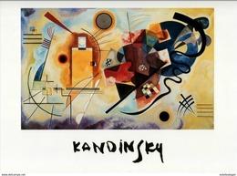 Repro   Kandinsky   Maestri Pittura  1992 - Andere Verzamelingen
