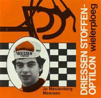 CARTE CYCLISME JO MEULENBERG TEAM DRIESSEN 1978 FORMAT 8 X 7,5 - Cyclisme