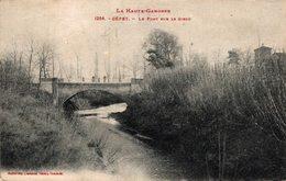 16302     CEPET  LE PONT SUR LE GIROU - Luchon