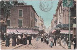 34. CETTE. Rue De L'Esplanade. 2175 - Sete (Cette)