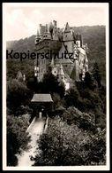 ALTE POSTKARTE BURG ELTZ Wierschem Maifeld Polch Schloss Castle Chateau Verlag Scharbach Ansichtskarte AK Cpa Postcard - Familias Reales