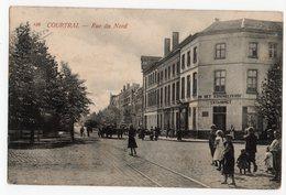 Kortrijk Courtrai Rue Du Nord - Kortrijk