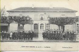 EVRY PETIT BOURG  La Mairie (avec Les Enfants Des écoles) - Evry