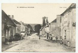 Brinon Sur Beuvron    (58 - Nièvre)  Une Rue - 18 - Brinon Sur Beuvron