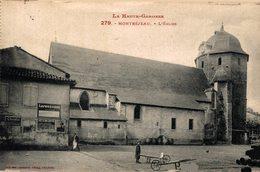 16318   MONTREJEAU   L EGLISE - Montréjeau
