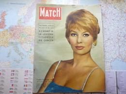 Paris Match N°502 22 Novembre 1958 Vadim Lance Annette Sa Femme / Autant En Emporte Le Vent / Le Shah Seul - Informations Générales