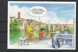 CP Maximum  Illustrée - Veyri, Bernard
