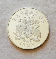 Barbados 20 Dollars 1985 (Argento 925) NC - Barbades