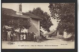 NAISEY - Rue De L'Hôpital - France