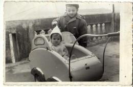 1959 Skopje - Real Photo,Children,enfants, - Anonymous Persons