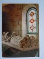 37 I.-et-L. En Touraine Loches Au Château Tombeau D'Agnes Sorel Vitrail Edit Greff 373/548 - Chenonceaux