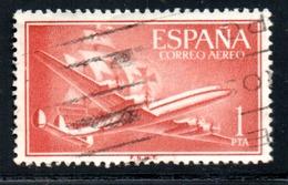 Espagne - N°  PA269 - 1955 - Poste Aérienne