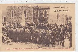 35 - OSSE : Fête De L'Inauguration De L'Horloge (1931) - Rare - Francia