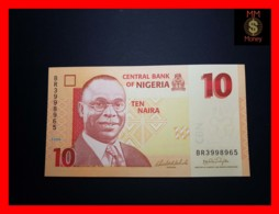 NIGERIA 10 Naira  2006  P. 33 A  UNC - Nigeria