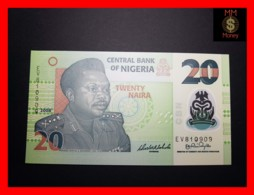 NIGERIA 20 Naira 2008  P. 34 D  UNC - Nigeria