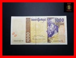 PORTUGAL 1.000 1000 Escudos 16.4.1996  P.188   VF - Portugal