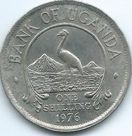 Uganda - 1976 - 1 Shilling - KM5a - Oeganda