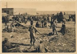 CP  UN COIN DU CAMP D' ARGELES - REFUGIES ESPAGNOLS Cartes APA Albi - Campo Concentration  Retirada Spanish War Interné - Argeles Sur Mer