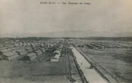 CP Photo GURS Basses Pyrénées  Vue Générale Du Camp  - Internés Civils - Concentration - History