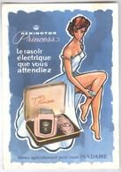 Publicité Remington Princess - Rasoir Pour Femme - Pubblicitari