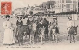 14 Trouville. Cavalerie De La Plage - Trouville