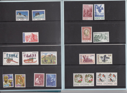 Norway 1985 - Stamps From Official Year Pack MNH ** - Volledig Jaar