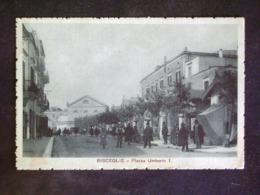 PUGLIA -BARI -BISCEGLIE -F.P. LOTTTO N°729 - Bari