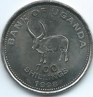 Uganda - 1998 - 200 Shillings - KM67 - Non Magnetic - Oeganda