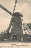 21 Calmpthout Kalmthout.  Molenzicht Hoelen 1662. Achterbroek - Kalmthout