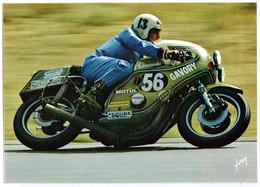 Motos Moto Motocyclette Motorbike - KAWASAKI 904 - Bol D'Or - Gille HUSSON - Voitures De Tourisme