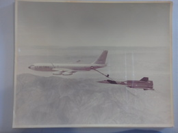USA AIRPLANE B52 / SR 71 FUELING TEST (NR59) - Aviación