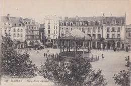 Bv - Cpa LORIENT - Place Alsace Lorraine - Lorient