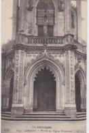 Bv - Cpa LORIENT - Porche De L'Eglise Kerentrech - Lorient