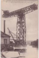Bv - Cpa LORIENT - La Grue Electrique De 150 Tonnes Du Port De Guerre - Lorient