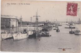 Bv - Cpa LORIENT - Le Port De Guerre - Lorient